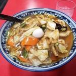 137899800 - 天鳳麺。