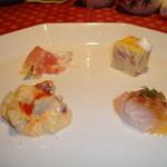 タパス - 前菜