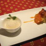 タパス - 季節のデザート