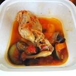 ピニョン - チキンのトマト煮