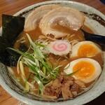 みつ星製麺所 - ①特製和風ラーメン(¥970)