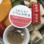 137903023 - 自家製サラダチキン&手作りドレッシング  248円