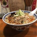 ラーメン・餃子 ハナウタ - 料理写真: