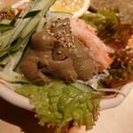 寿司あおい - カニミソサラダ
