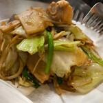 137906901 - 肉野菜炒め600円