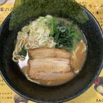 横浜家系ラーメン 梅田家 - ■とんこつ醤油¥750
