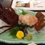 たなか寿司 - 伊勢海老