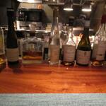 Ao - 食後酒タイム!一番左はイケム。