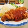 三春屋 - 料理写真:ロースかつ