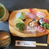 松寿司 - 料理写真:上寿司と赤出汁です