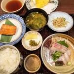 和洋心菜 柾風 - 柾風定食 2000円