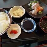 季節料理 むさし - 刺身定食