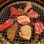 焼肉 新羅 -