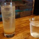 Cabana - 自家製レモンジンジャーソーダ