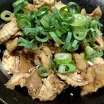Big-Pig - 鶏皮ポン酢 390円