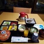 尾道国際ホテル - 料理写真: