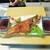 喜楽丸 - 料理写真:干しカレイカラアゲ