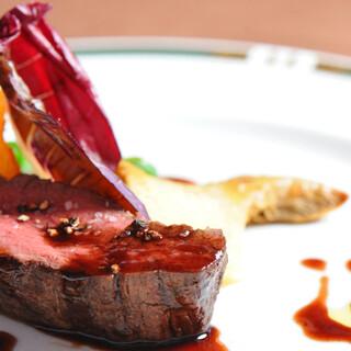 上質な赤身の美味しさを堪能できるウルグアイビーフ