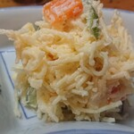 津和野 - スパポテサラダ