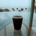 グラスハウス - ドリンク写真:アイスコーヒー