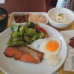 ロイヤルホスト - 朝限定の和定食