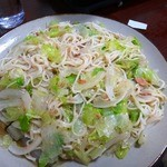 琉球料理 ふみや - そーめんチャンプルー