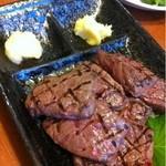 ダイニング 空 - 鯨肉の炙り~( ☉ω☉)