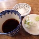 更科 - ⚫蕎麦つゆ