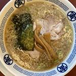 中華そば寅 - 料理写真:とらそばチャーシュー