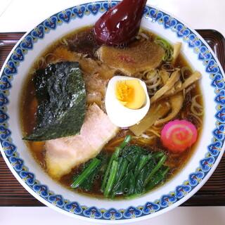 清洋軒 - 料理写真:チャーシューメン醤油_900円