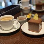 チョコレートカフェ クオレ - 料理写真: