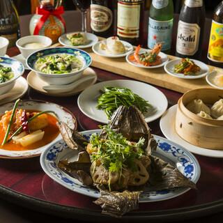 旬の京野菜、根菜を使った中国家庭料理