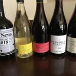 トラットリア シャント - ワイン