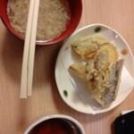 旬菜食健 ひな野 - 天ぷら盛り合わせ