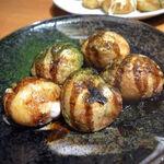 はち八 - たこ焼(辛口)
