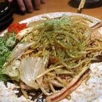 hachihachi - 塩とんこつ焼そば(680円)