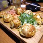 hachihachi - 明石焼(730円)