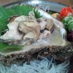 ちなみ - 岩カキのお刺身