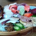 ちなみ - 船盛りちらし寿司