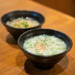 永秀 - コムタンスープ 冷麺