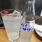 信濃路 - レモンサワー