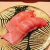 回転寿司函館まるかつ水産 - 料理写真:本鮪中トロ