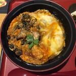 車 - 日南鶏 親子丼