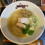 らーめんstyle JUNK STORY - 塩のキラメキ 950円