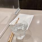 tsukemengonokamiseisakujo - セルフで用意します