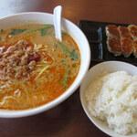 味神館 - 人気麺セット(780円)