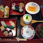 うを長 - 松ランチ(990円)