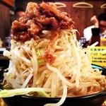 スタ麺 轟 - スタメン野菜マシマシ