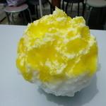 枚方凍氷 - レモンミルク