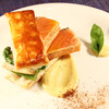 シエスタ ヤマノテ - 料理写真:5,000円コース 魚料理一例